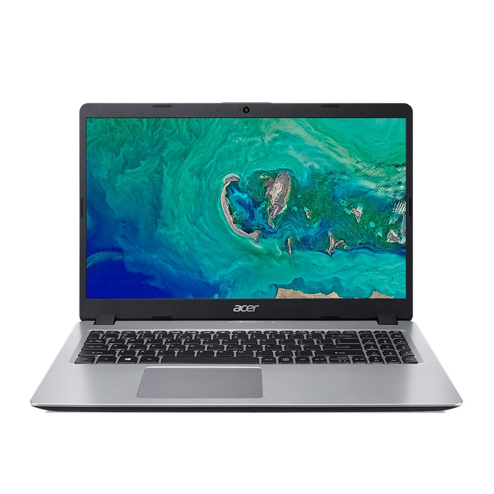 에이서 노트북 아스파이어5 A515-52G MX_M.2 (i5-8265U 39.6cm WIN 미포함 지포스 MX150), 128GB, 8GB, 실버