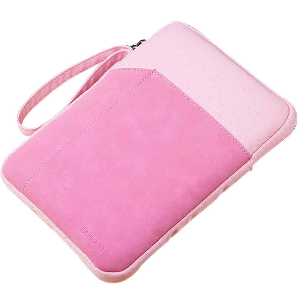 DM 알럽홈 미니타블렛파우치 26.5 x 19 x 2 cm, 핑크