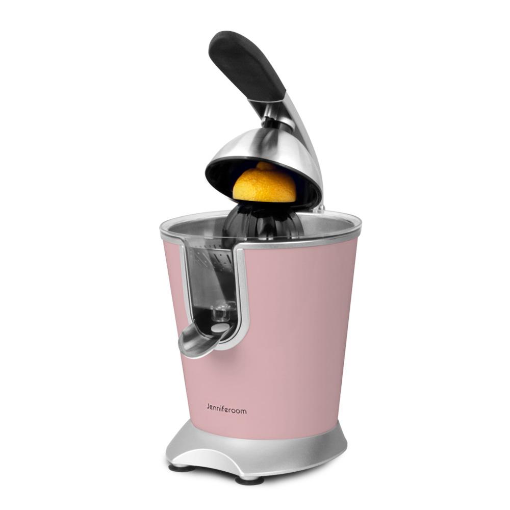 제니퍼룸 전자동 레몬 착즙기, JO-M8101PK(핑크)