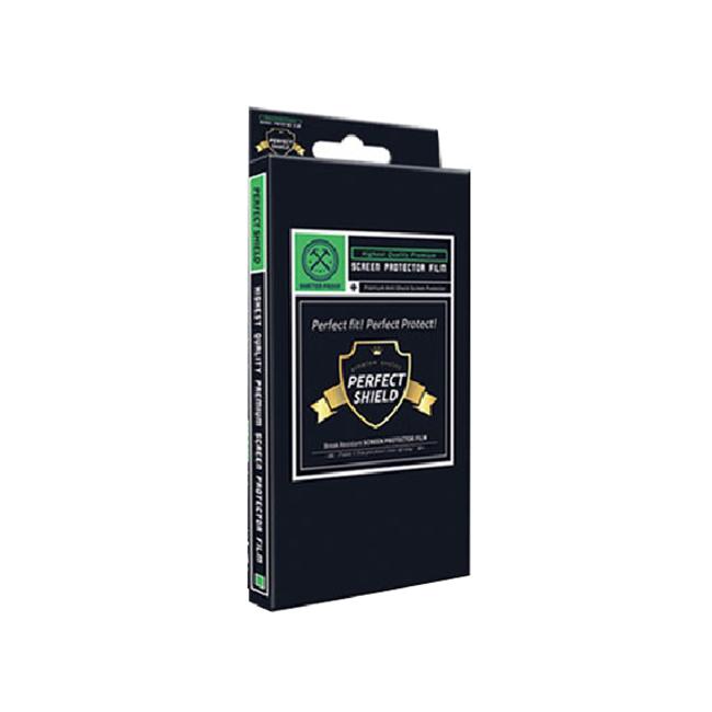 퍼펙트쉴드 평면형 충격흡수 전면 휴대폰 액정보호필름 5p, 1세트