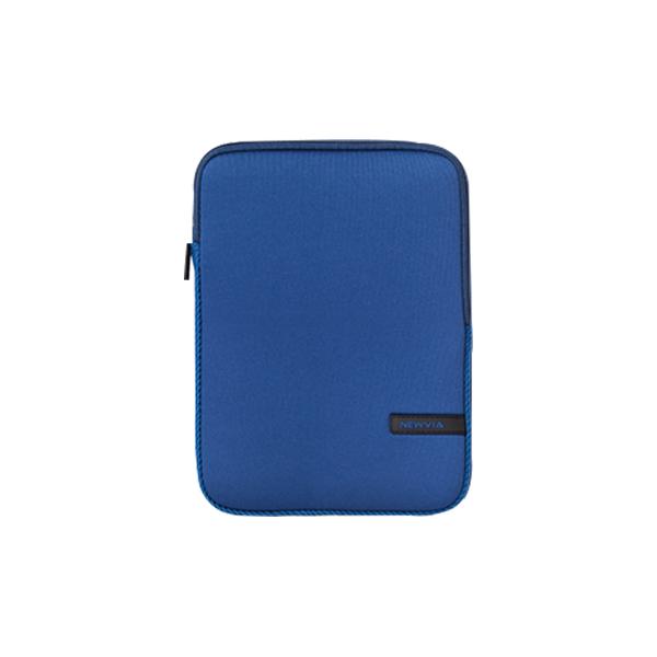 뉴비아 베이직 컬러 노트북파우치 NVA-N007, 네이비