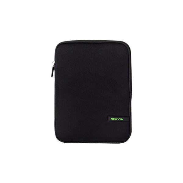 뉴비아 베이직 컬러 노트북파우치 NVA-N007, 블랙