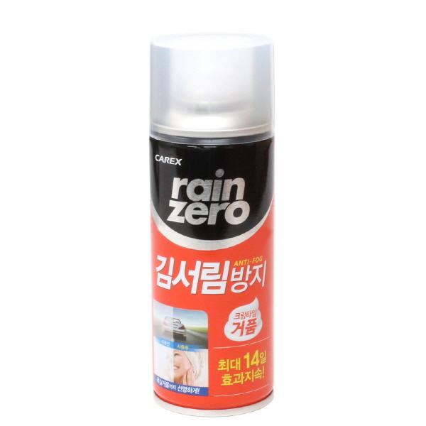 카렉스 레인제로 김서림방지제 거품형, 200ml, 1개