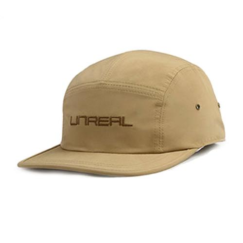 롸잇나우 UNREAL 캠프캡 모자