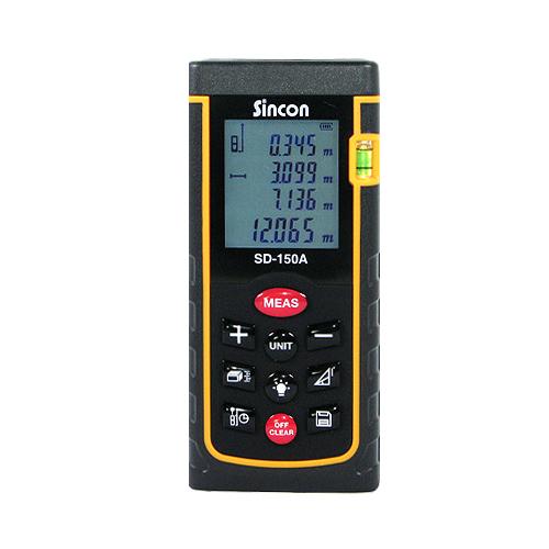 신콘 레이저 거리측정기 150m SD-150A, 1개