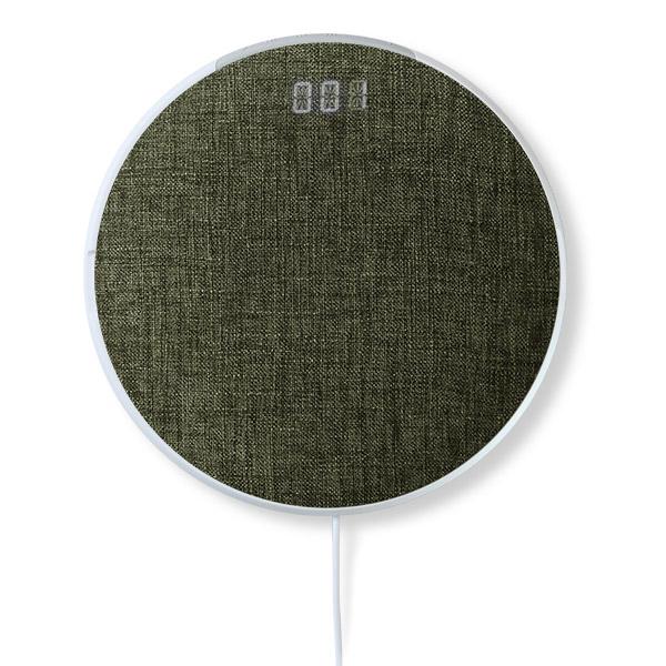 아이리버 벽걸이 CD플레이어, IAW-100, 그린
