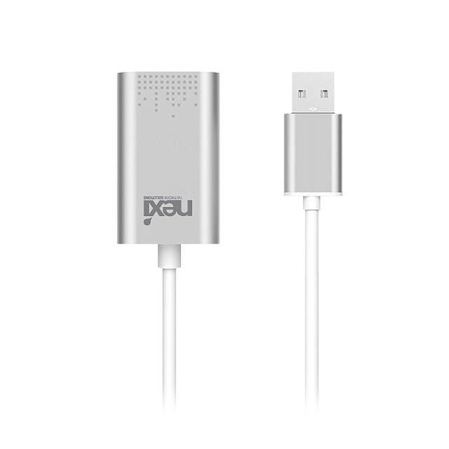 넥시 USB 사운드카드, NX-U20STC