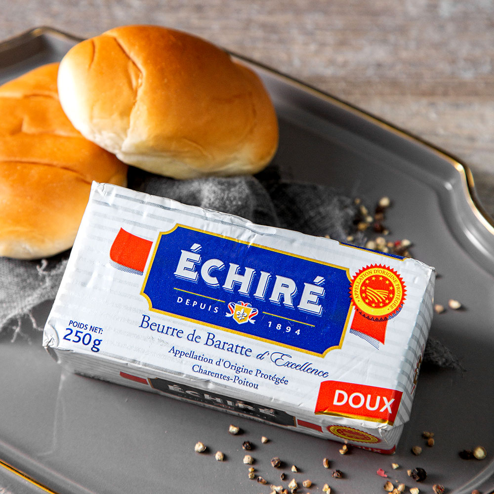 에쉬레 무염 버터, 250g, 1개