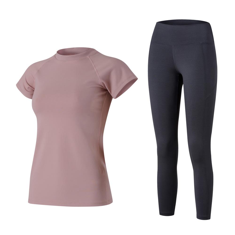 스피카 여성용 요가복세트 티셔츠 + 레깅스 SPA522509