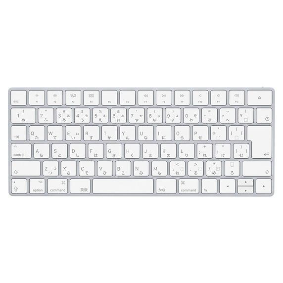 Apple 정품 매직 키보드 일본어, MLA22KJ/A