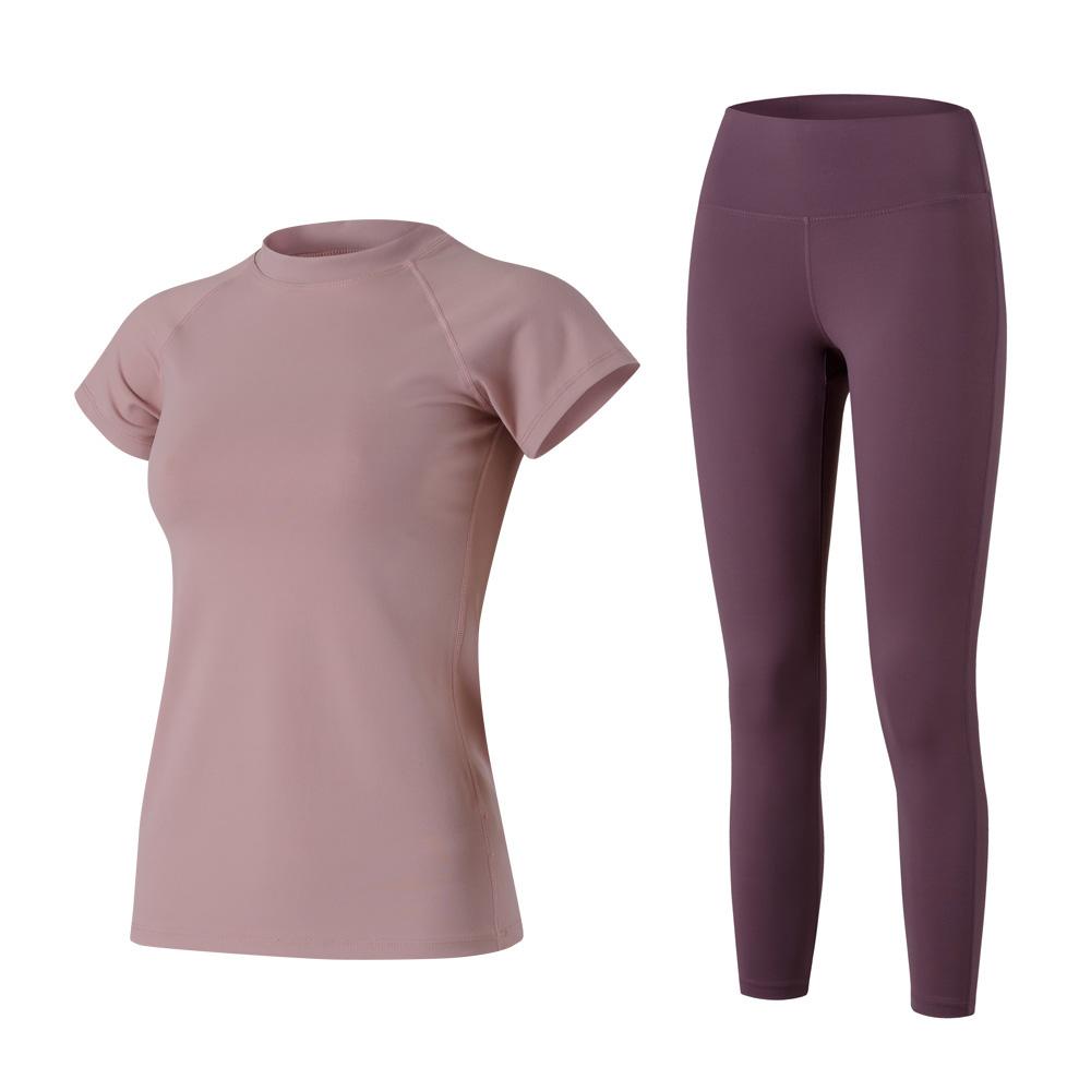 스피카 여성용 요가복세트 티셔츠 + 레깅스 SPA522820