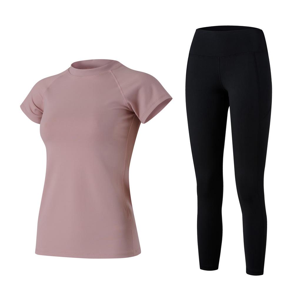 스피카 여성용 요가복세트 티셔츠 + 레깅스 SPA522503