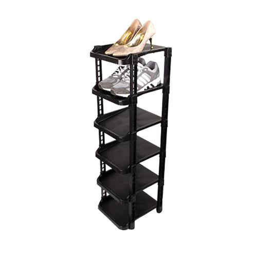 THE클래스 심플 6단 신발장, 1개