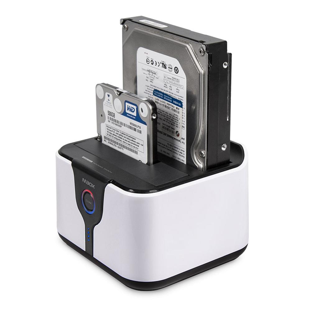 유니콘 듀얼 도킹스테이션 하드미포함 외장 저장장치 DS-7000DUAL
