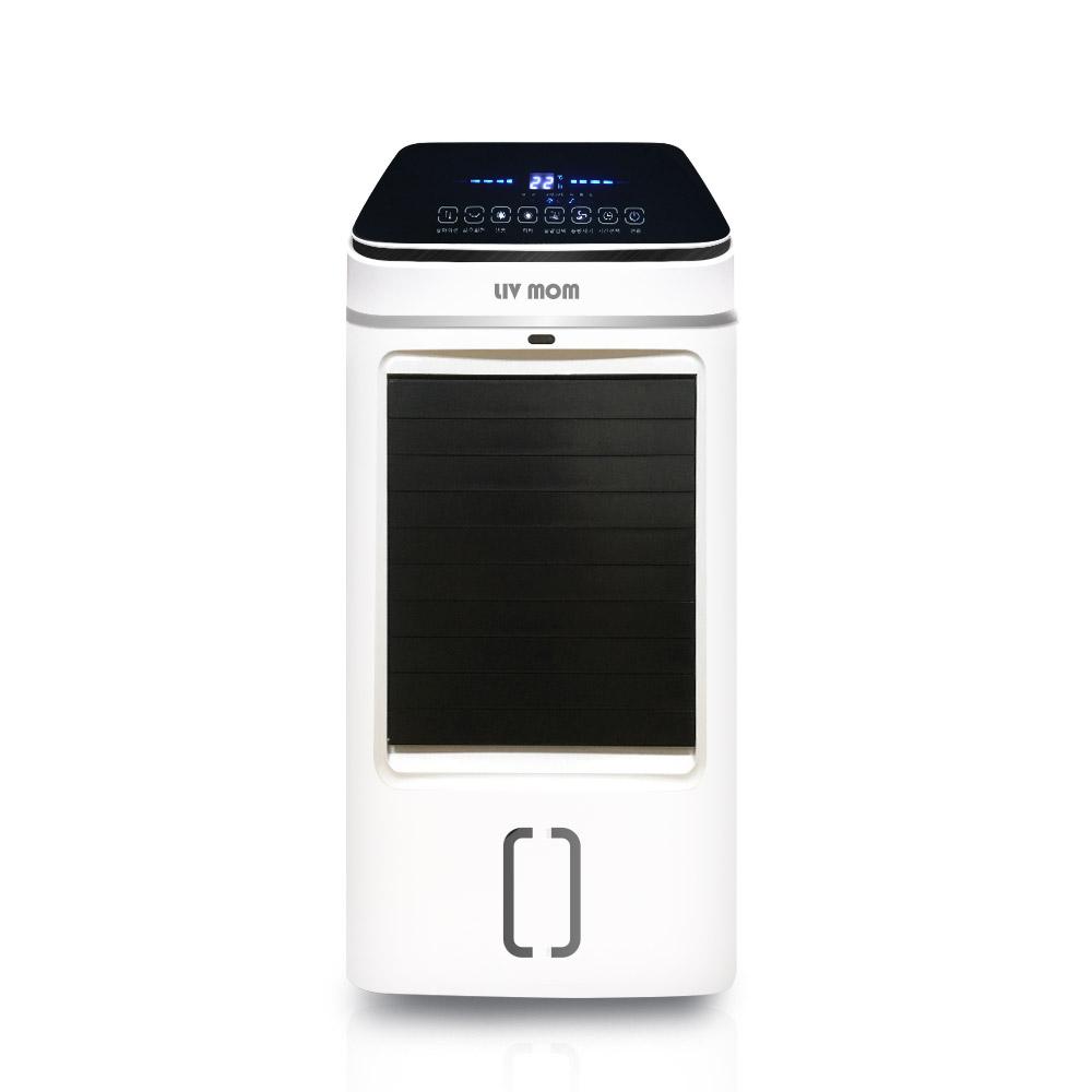 리브맘 사계절 냉온풍기, LG05-18RC-H, 혼합 색상