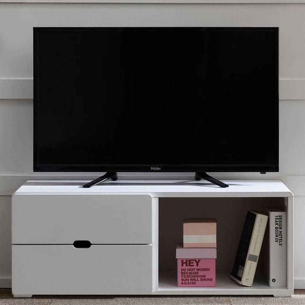 [티비다이] 제이디퍼니처 레미 오픈 800 거실장 800 x 300 x 300 mm, 화이트 - 랭킹8위 (31350원)
