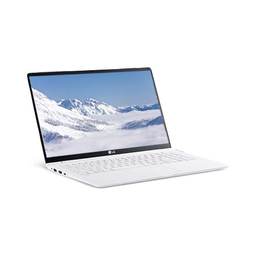 LG전자 그램15 노트북 15Z990-VA56K (i5-8265U 39.6cm WIN10 8GB SSD 512G), 스노우 화이트