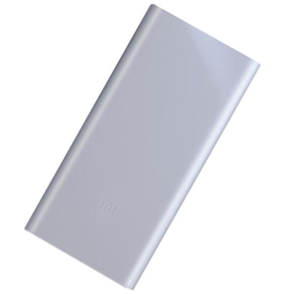 샤오미 보조배터리 10000mAh 2S 한글판, PLM16ZM, 실버