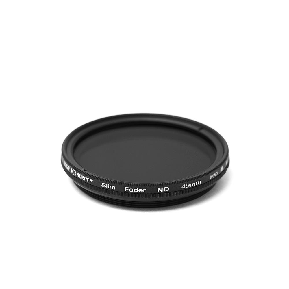 K&FCONCEPT Slim 가변ND필터 49mm, ND2-400 JAPAN OPTICS