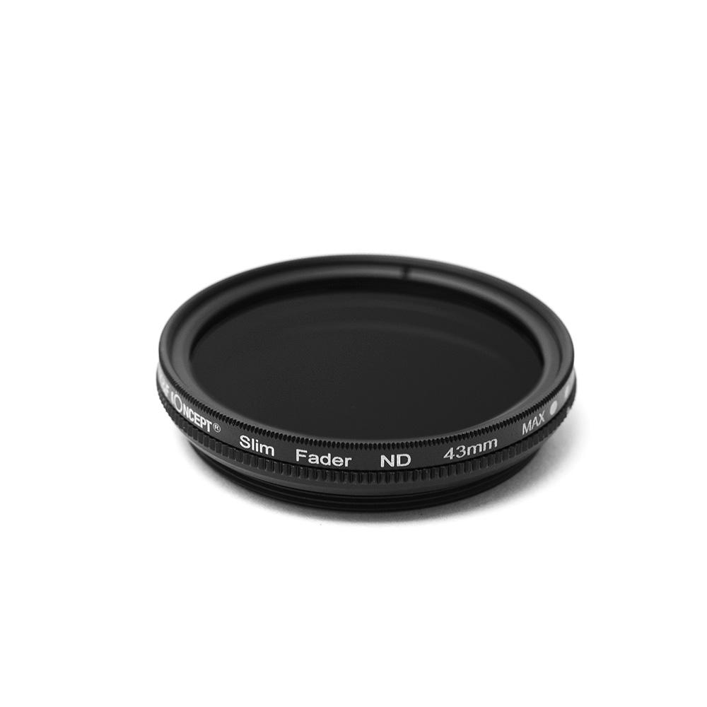 K&FCONCEPT Slim 가변ND필터 43mm, ND2-400 JAPAN OPTICS