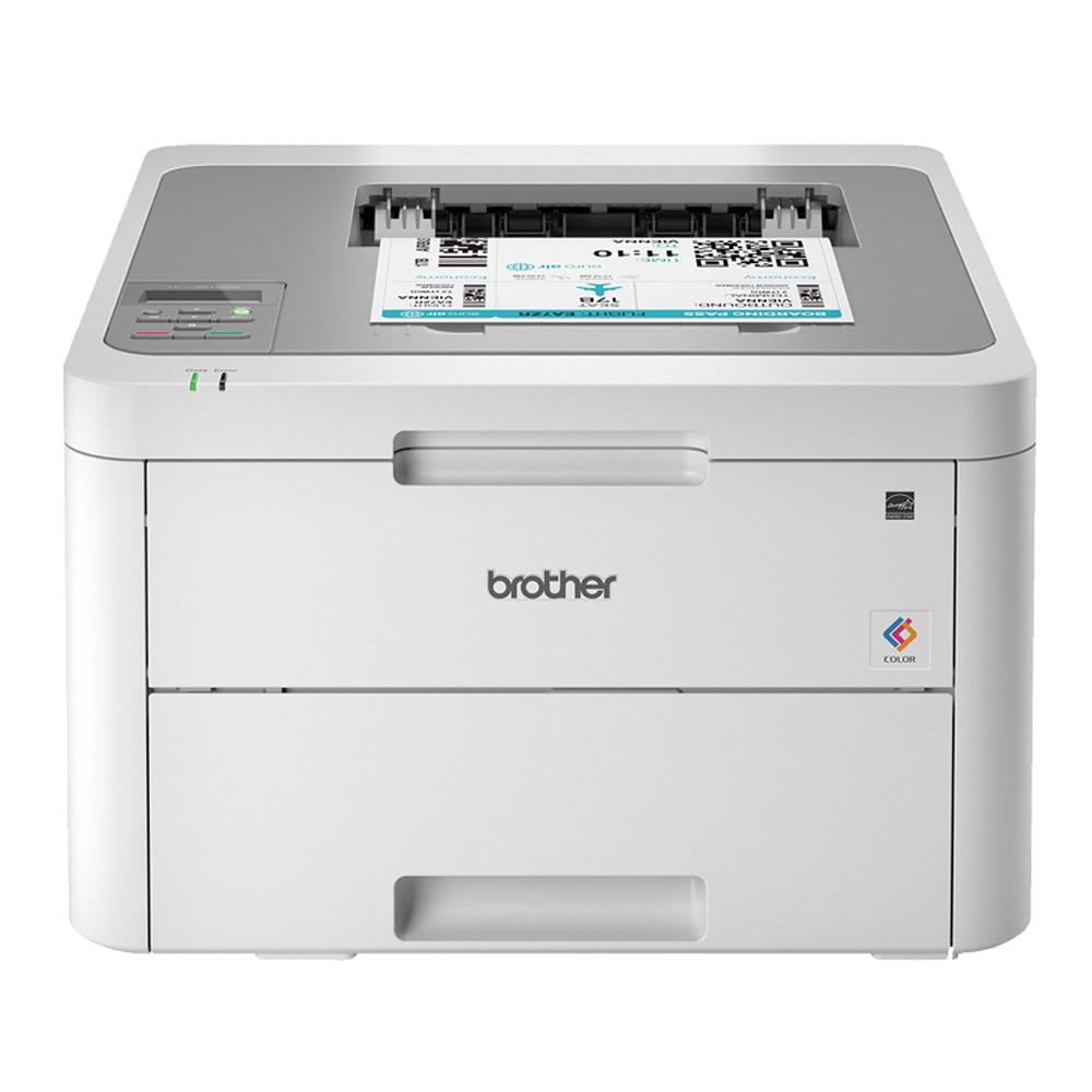 브라더 컴팩트 컬러 레이저 프린터, HL-L3210CW