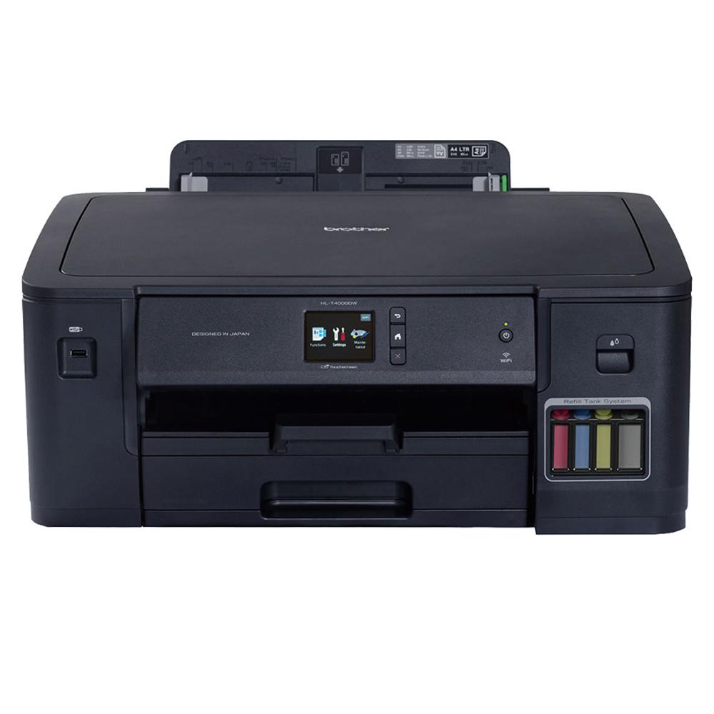브라더 A3 무한잉크젯 프린터 HL-T4000DW