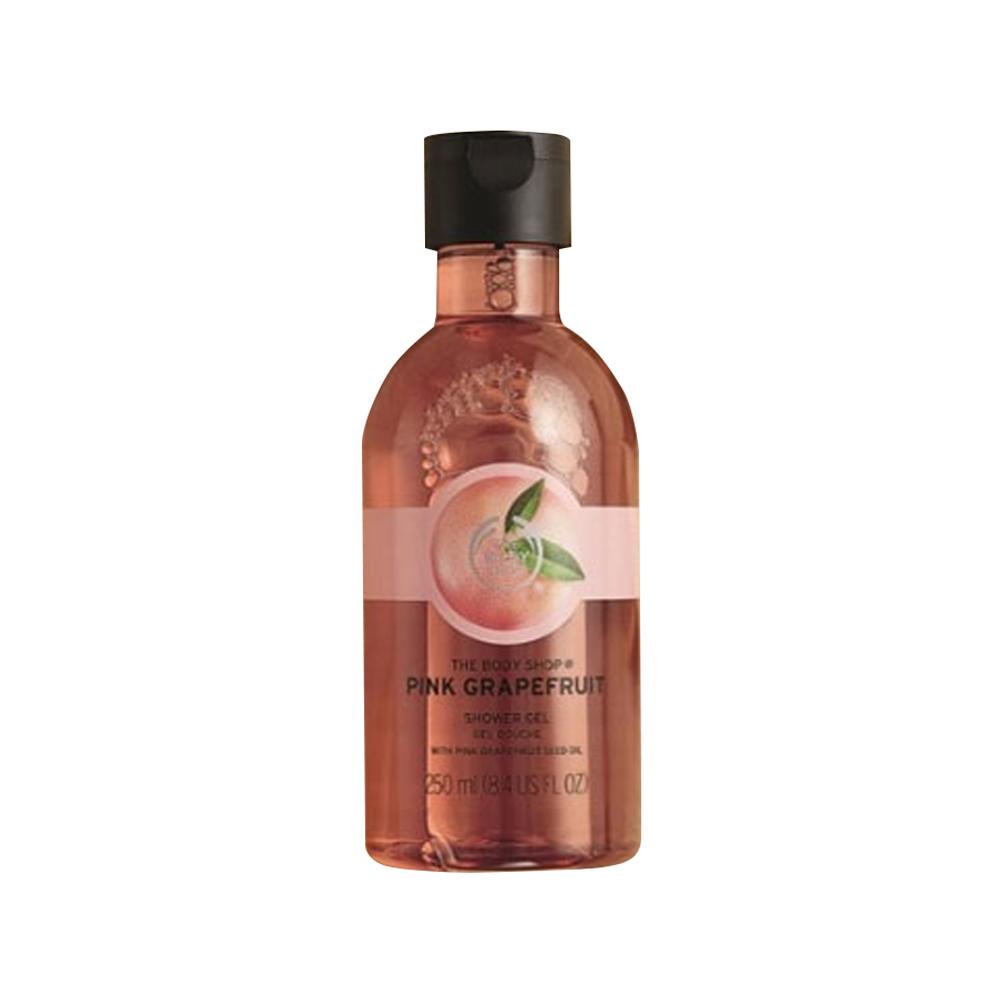 더바디샵 핑크 그레이프후룻 바디워시 자몽향, 250ml, 1개