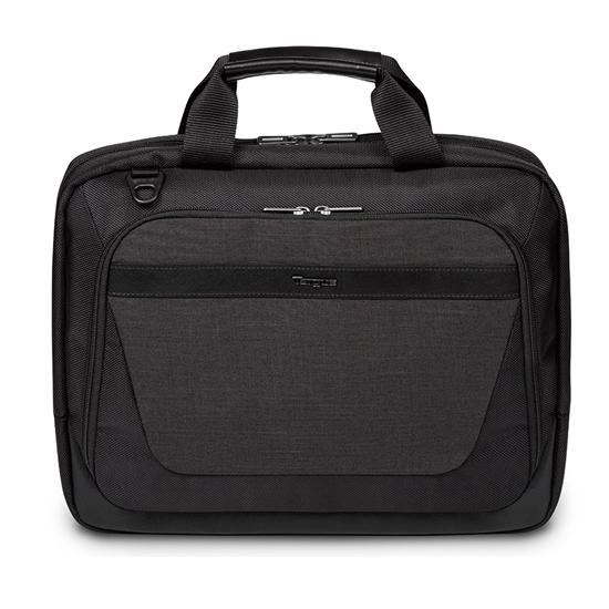 타거스 CitySmart Essential Topload 노트북 서류 가방 TBT913-70, Black