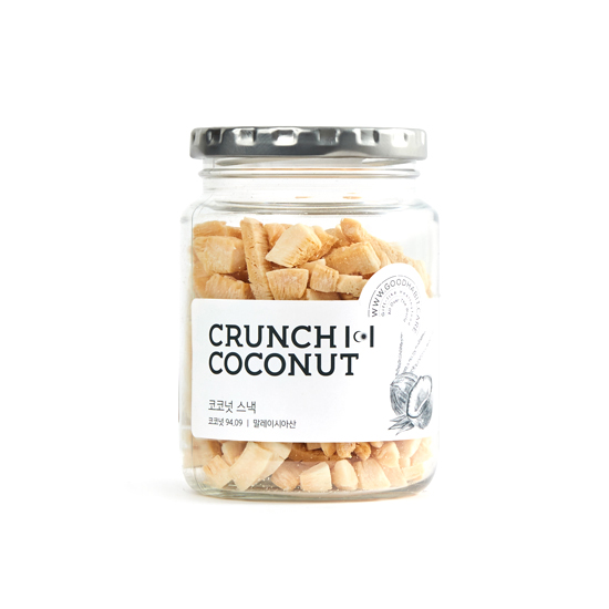 착한습관 코코넛청크, 130g, 1개