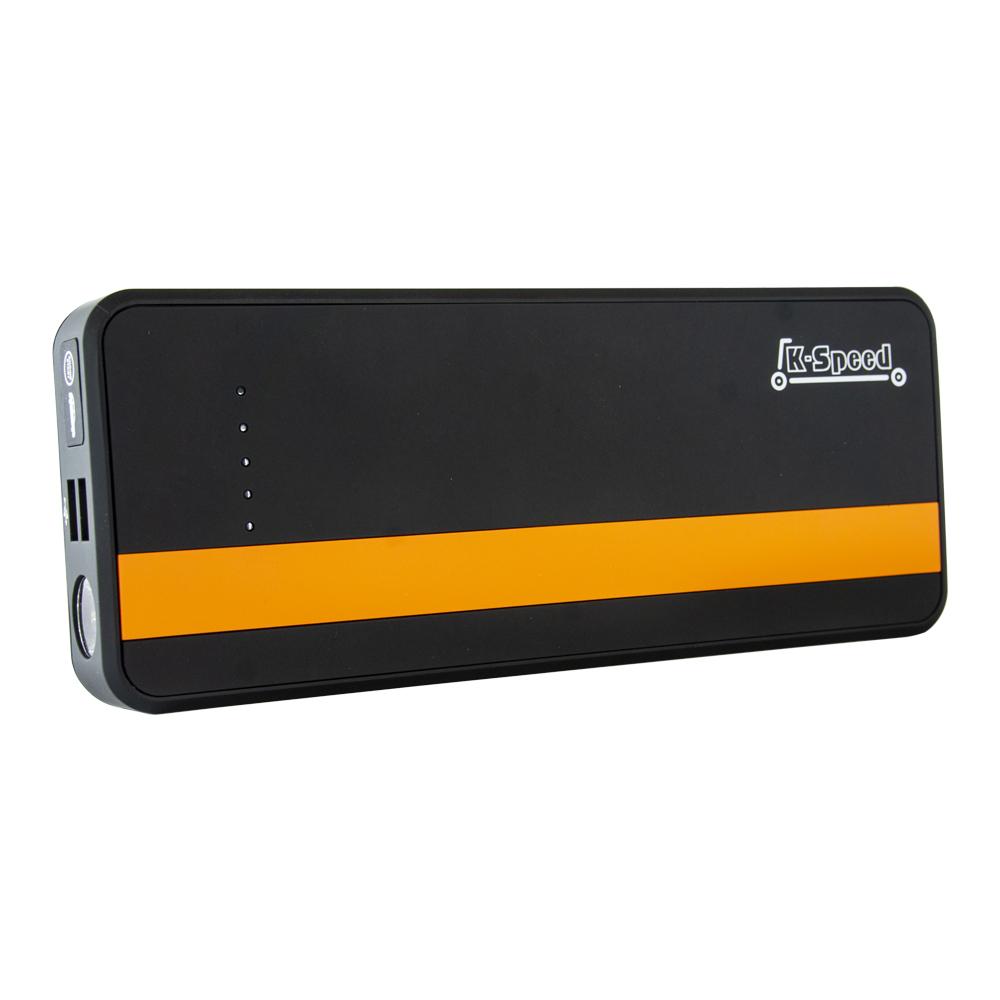 케이스피드 점프스타터 케이스피드 오렌지 + 블랙, 1개, 18000mAh