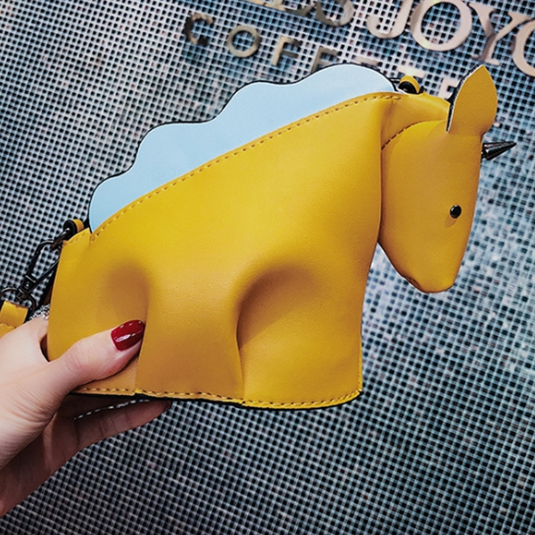 지이피 유니콘콘 패션 가방