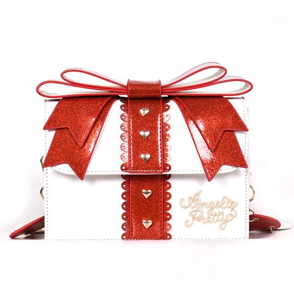 지이피 프리티 리본 패션 가방