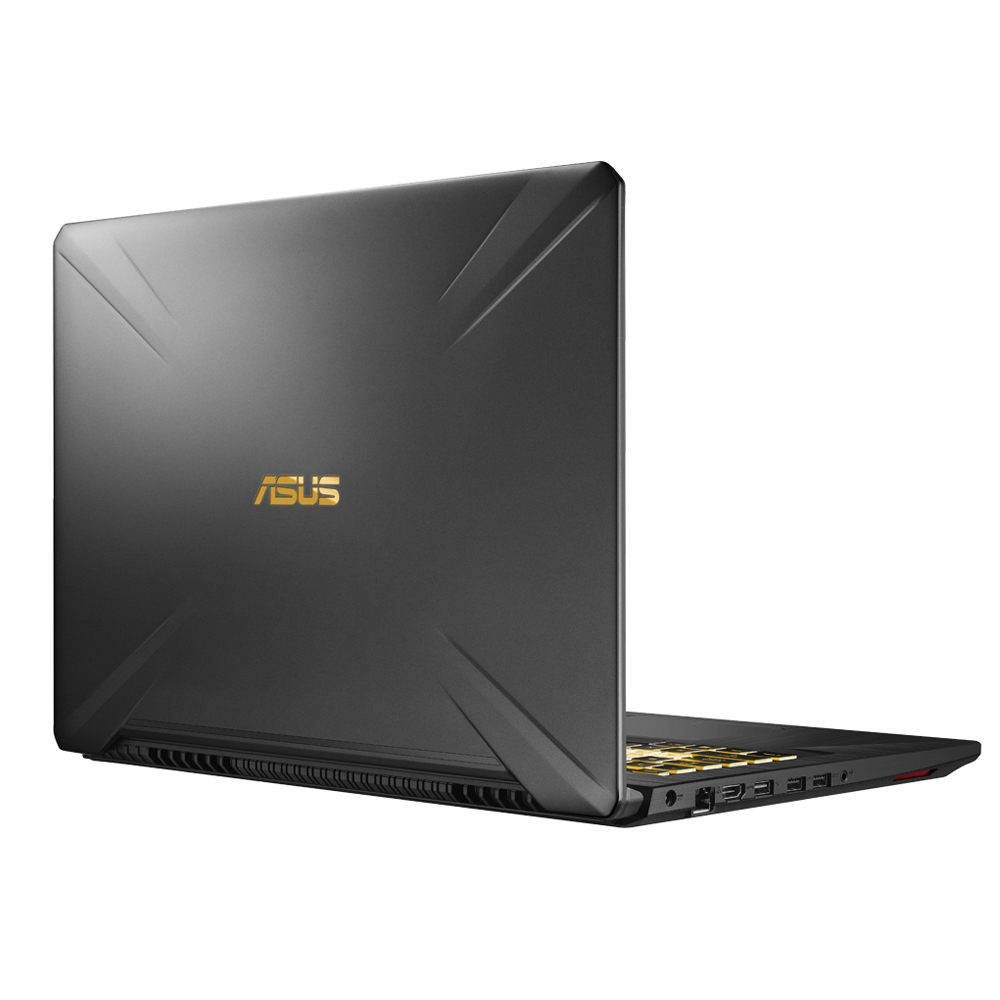 에이수스 TUF 게이밍 노트북 FX505GM-BQ234 (i7-8750H 39.62cm HDD 1TB GeForce GTX1060 6GB), 8GB, Free DOS, 골드 스틸