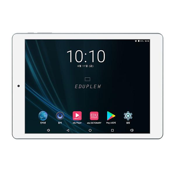 에듀플레이어 에듀플W 시즌2 태블릿PC WIFI EDU, Wi-Fi, 혼합 색상, 32GB, EDP-T80