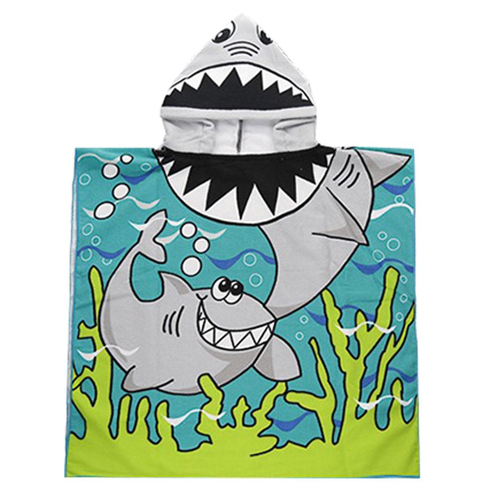 하마테 남아용 상어 비치가운