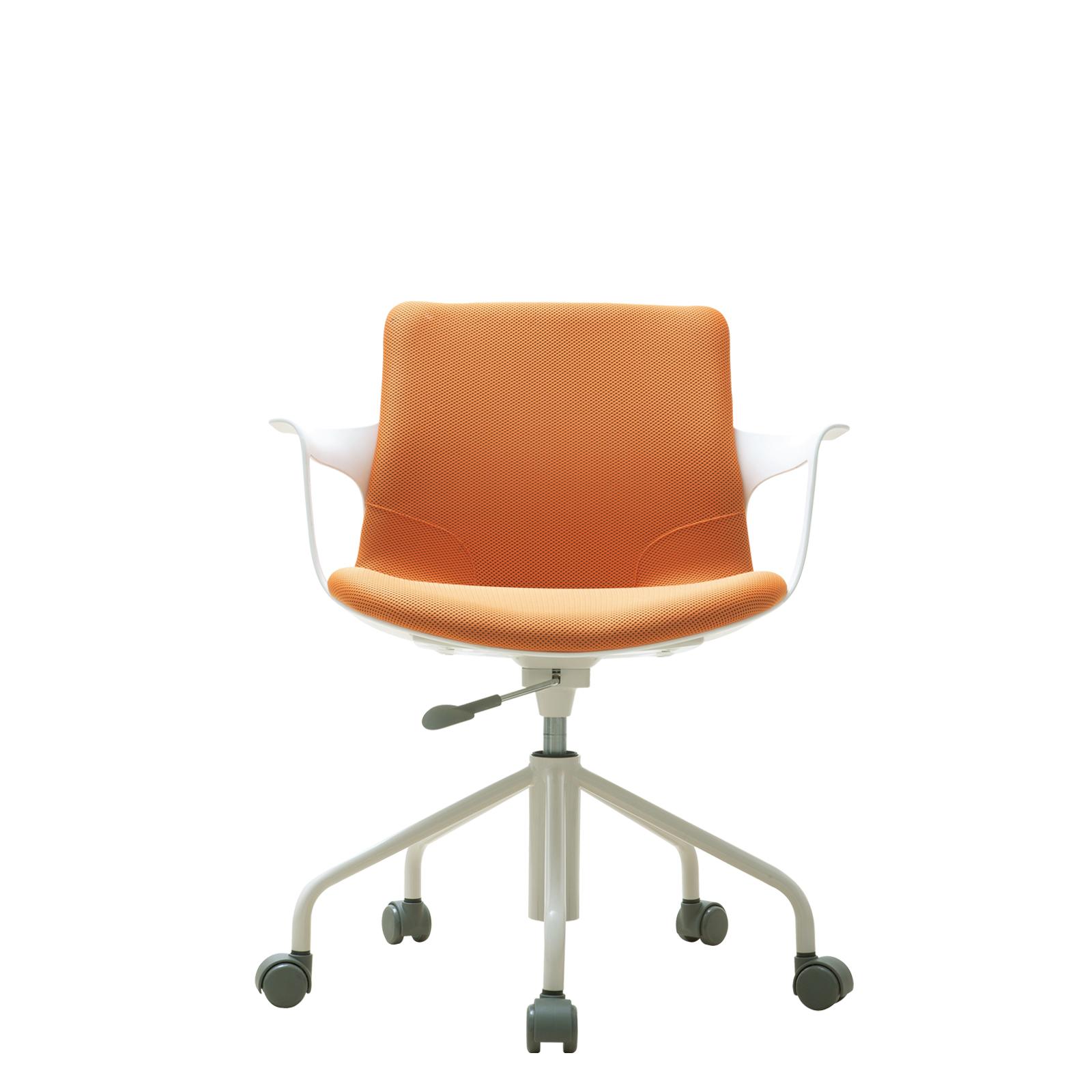 시디즈 EGA 인테리어의자 T603FW, 오렌지