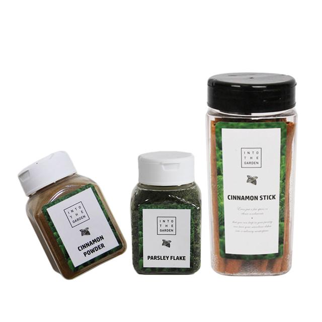딜리셔스마켓 카페향신료 시나몬스틱 100g + 시나몬파우더 50g + 파슬리 소 12g, 1세트
