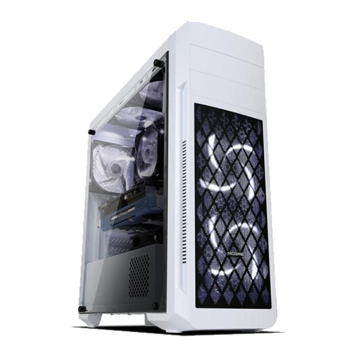 컴맹닷컴 하이엔드 게이밍 PC CM96KC-278WH (인텔 i5-9600K WIN10 DDR4 16GB SSD240G), RTX2070 8GB