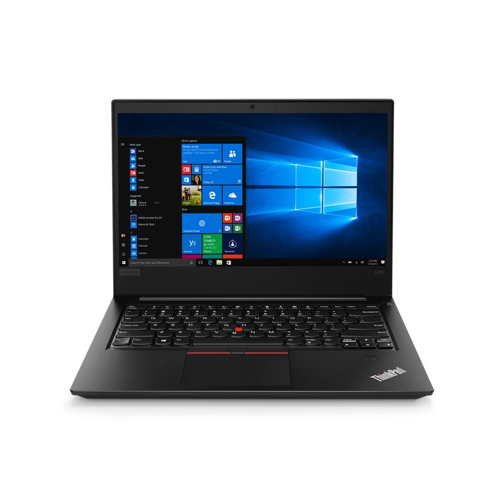 레노버 노트북 ThinkPad E490 20N8004CKR (i7-8565U 35.6cm 라데온 RX550X 2GB), 256GB, 8GB, WIN10 Home
