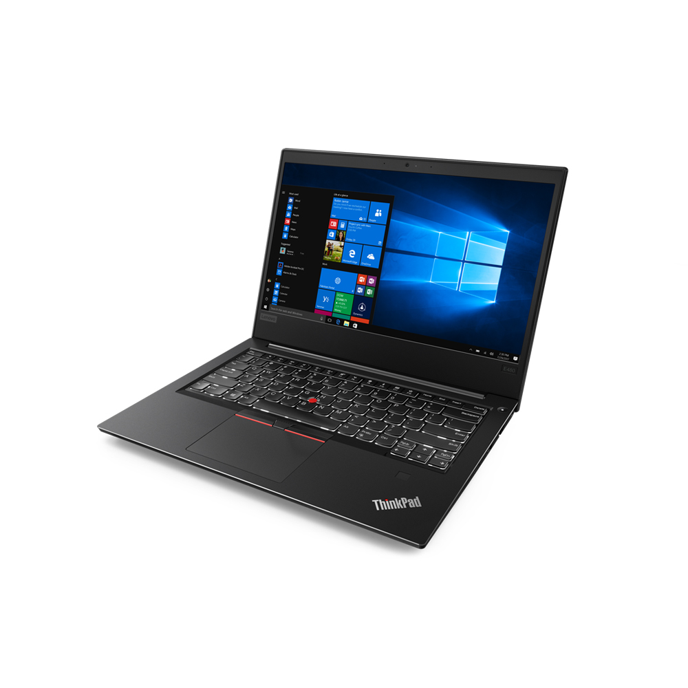 레노버 노트북 ThinkPad E490 20N8004LKR (i5-8265U 35.6cm), 256GB, 8GB, WIN10 Home