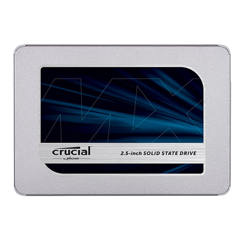 마이크론 Crucial SSD MX500, CT2000MX500SSD1, 2TB