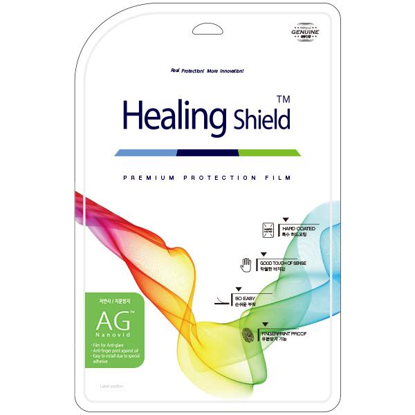 힐링쉴드 LG 그램 15Z990 AG Nanovid 저반사 지문방지 액정보호필름 HS1767242, 1세트