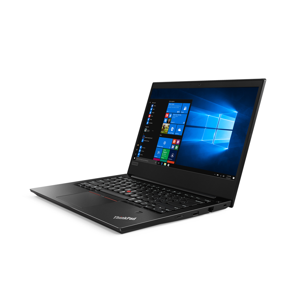 레노버 노트북 ThinkPad E490 20N8004EKR (i5-8265U 35.6cm 라데온 RX550X 2GB), 256GB, 8GB, WIN10 Home