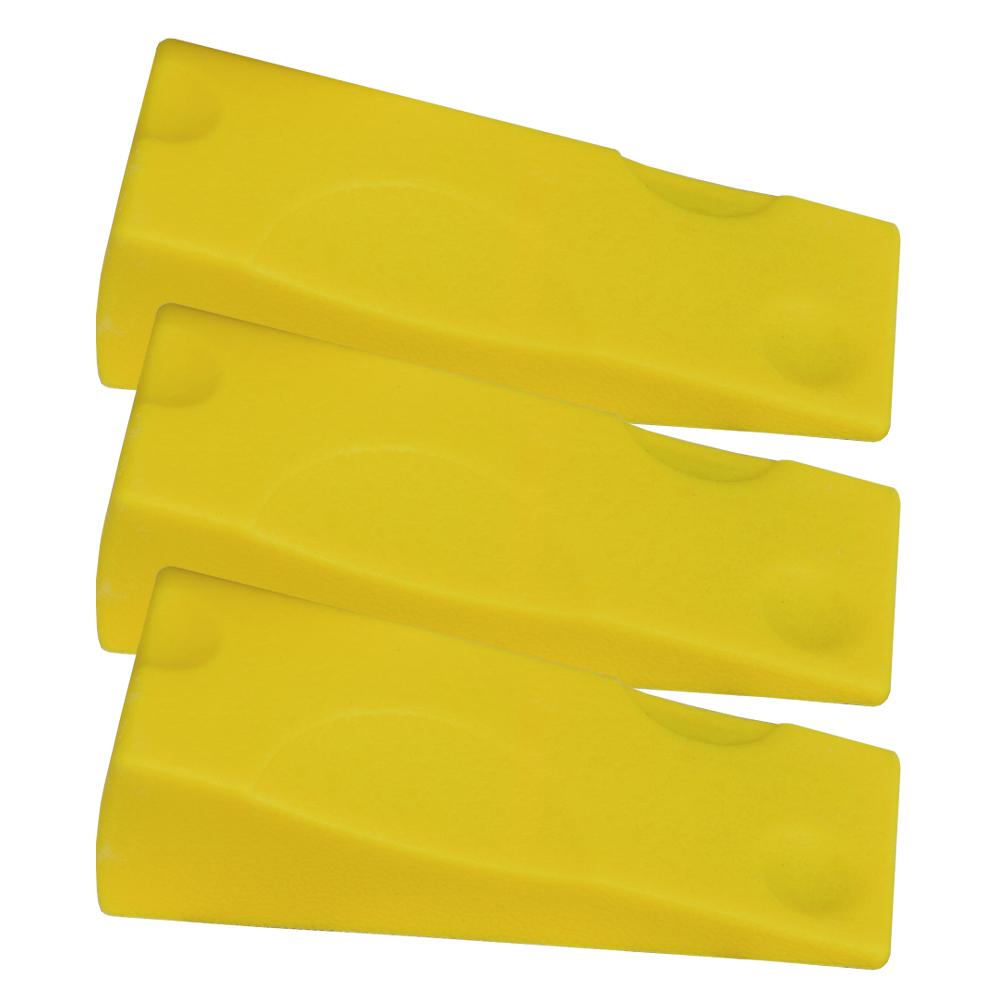 아가드 안전 문닫힘 방지 치즈, 3개입