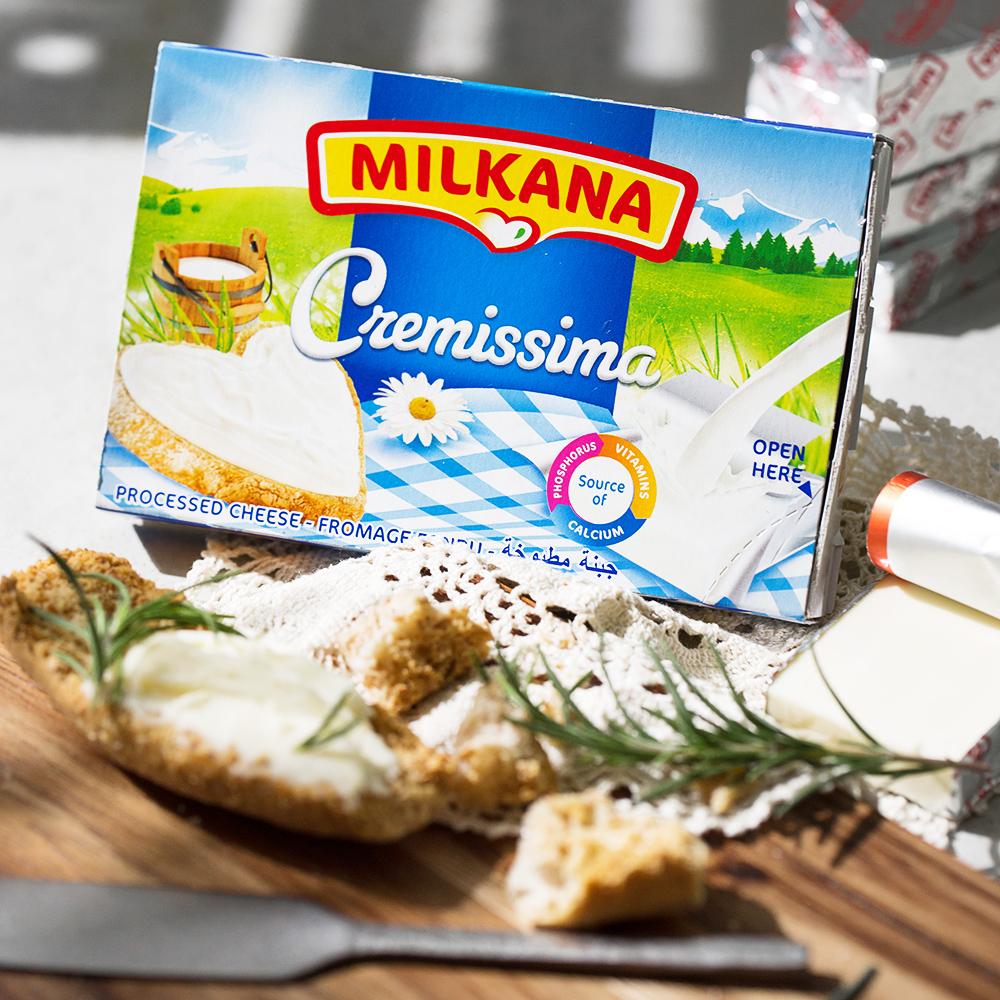 밀카나 크레미시마 크림 치즈, 100g, 1개