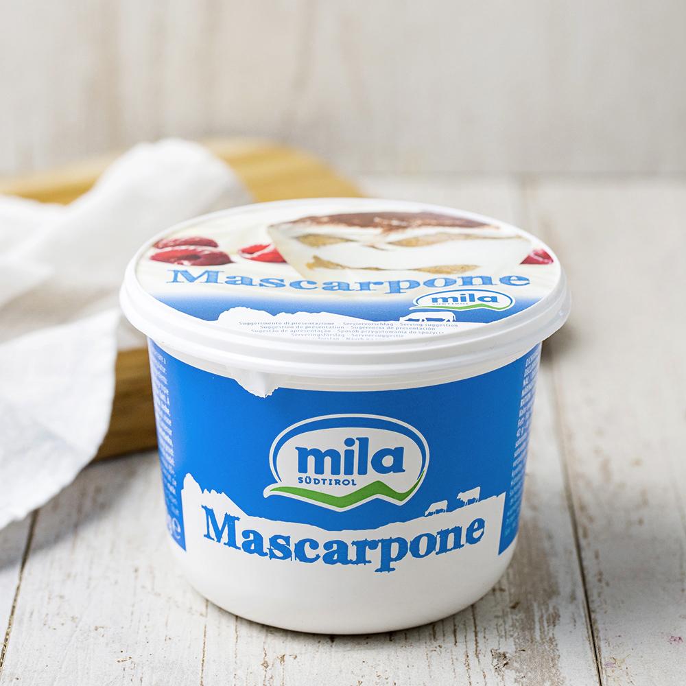 밀라 마스카포네 치즈, 500g, 1개