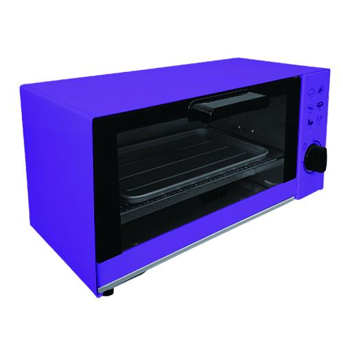 유파 미니 오븐 토스터기, TSK-K0700(퍼플)