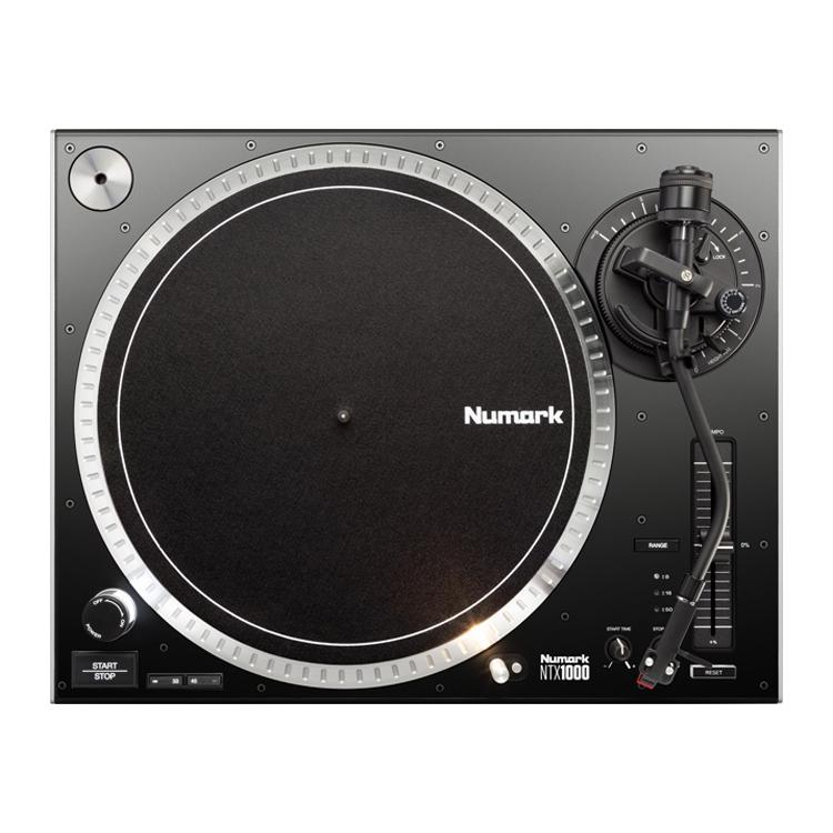 Numark DJ컨트롤러 블랙, NTX1000