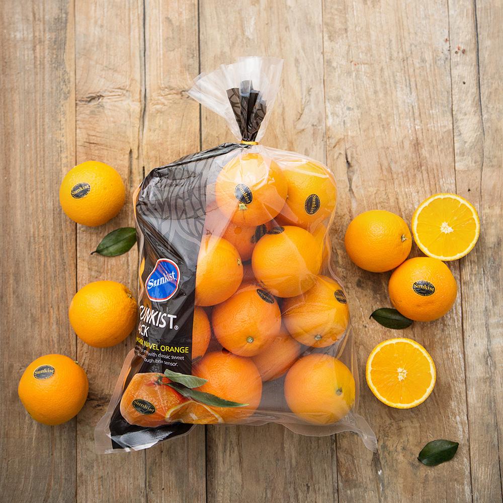 썬키스트 고당도 오렌지, 2.7kg(9~18입), 1봉
