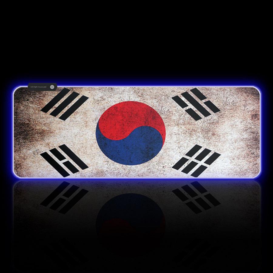 지클릭커 RGB LED 마우스패드 HOMG-3RGB, 한국, 1개